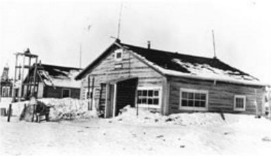 RCMP Detachment, Old Crow