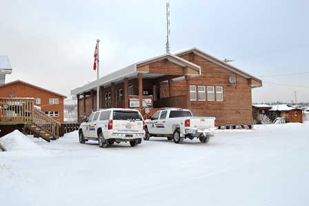 RCMP Detachment - Old Crow, Yukon