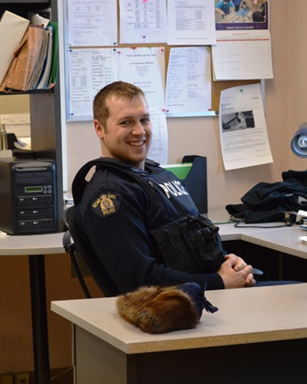 Cst. Chris Christinger